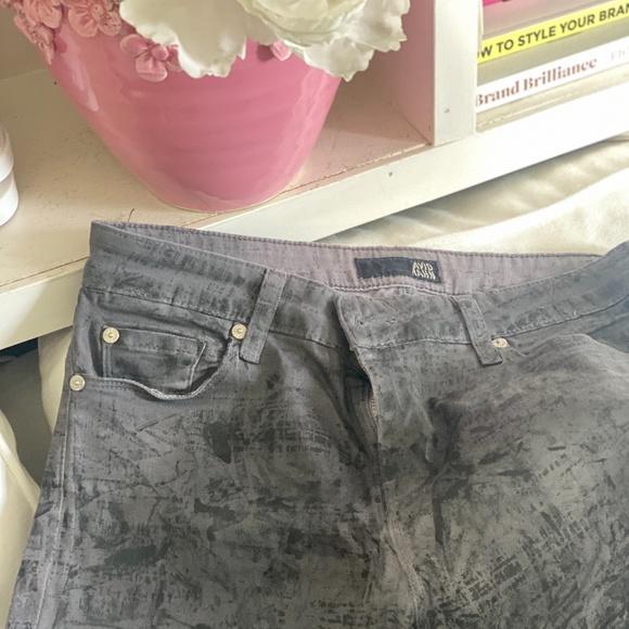 David Kahn Power Stretch Skinny Jeans Sz 28